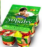 YoBaby Yogurt
